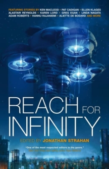 Reach For Infinity, Paperback Book
