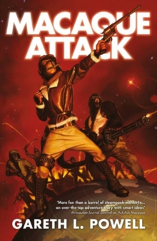 Macaque Attack, Paperback Book