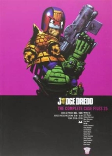 Judge Dredd: Casefiles 25 : 25, Paperback Book