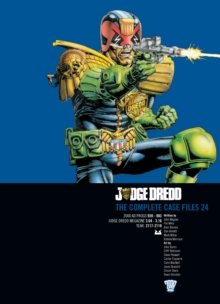 Judge Dredd: Casefiles 24, Paperback / softback Book
