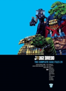 Judge Dredd: The Complete Case Files 28, Paperback / softback Book