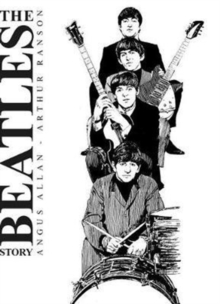 The Beatles Story, Hardback Book