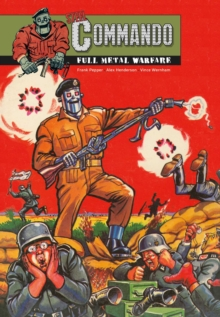 Best of Steel Commando, Paperback / softback Book