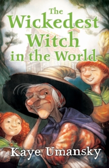 The Wickedest Witch In The World, Paperback Book