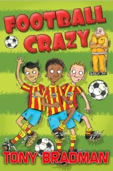 Football Crazy, Paperback Book