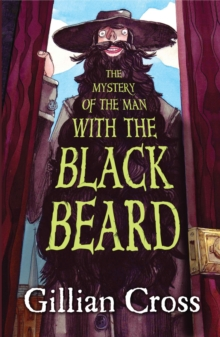 The Mystery of the Man with the Black Beard, Paperback Book