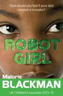 Robot Girl, Paperback Book