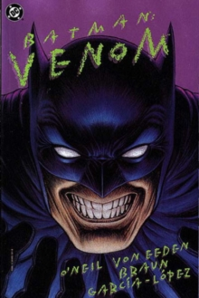 Batman : Venom, Paperback / softback Book