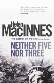 Neither Five Nor Three, Paperback / softback Book