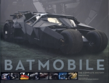 Batmobile: The Complete History, Hardback Book