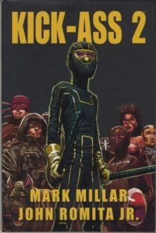 Kick-Ass 2 (Variant Cover), Hardback Book