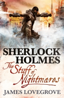 Sherlock Holmes, Stuff of Nightmares, Paperback Book