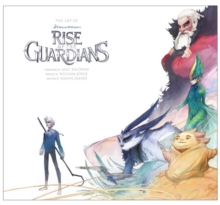 The Art of Rise of the Guardians, Hardback Book