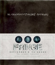 Fringe : September's Notebook, Hardback Book