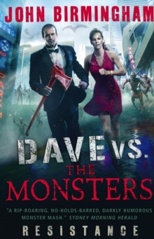 Dave vs. the Monsters : Resistance (David Hooper 2), Paperback Book