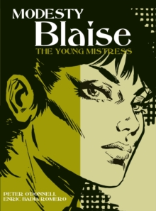 Modesty Blaise - The Young Mistress, Paperback Book