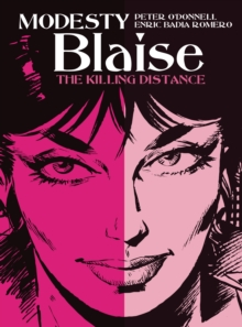 Modesty Blaise - the Killing Distance, Paperback Book
