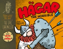 Hagar the Horrible : Dailies 1979-80, Hardback Book