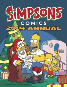 Simpsons - Annual 2014, Hardback Book