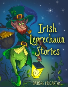 Irish Leprechaun Stories, Hardback Book