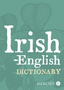 Irish-English Dictionary, Paperback Book