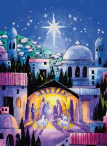 Nativity Scene Advent / Carous, Calendar Book