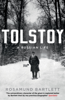 Tolstoy : A Russian Life, Paperback Book