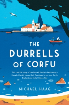 The Durrells of Corfu, Paperback Book