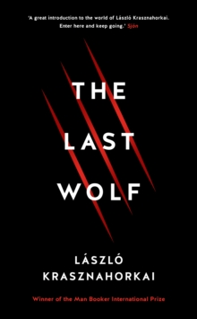 The Last Wolf & Herman, Hardback Book