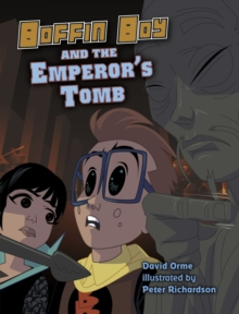 Boffin Boy And The Emperor's Tomb : Set 3, Paperback Book