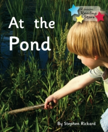 At the Pond, Paperback / softback Book