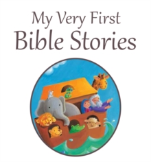 My Very First Bible Stories, Hardback Book
