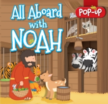All Aboard with Noah, Hardback Book
