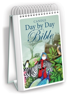 Candle Day by Day Bible, Spiral bound Book