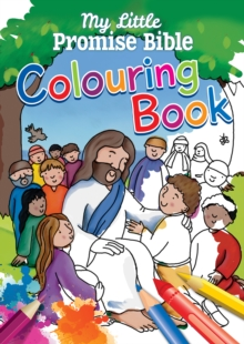 My Little Promise Bible Colouring Book, Paperback Book