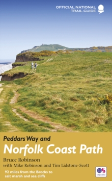 Peddars Way and Norfolk Coast Path : National Trail Guide, Paperback / softback Book