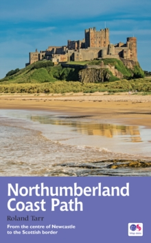 Northumberland Coast Path : Recreational Path Guide, Paperback Book