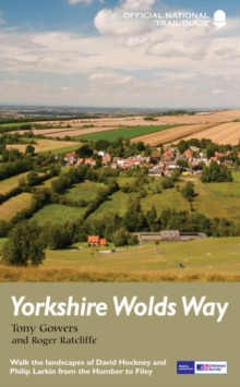 Yorkshire Wolds Way, Paperback / softback Book