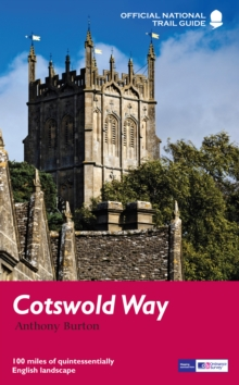 Cotswold Way : National Trail Guide, Paperback / softback Book
