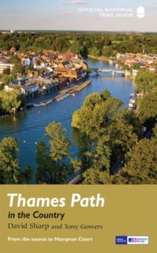 Thames Path in the Country : National Trail Guide, Paperback Book