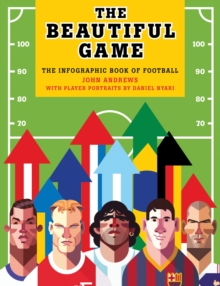 The Beautiful Game : The infographic book of football, Paperback Book