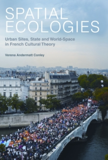 Spatial Ecologies : Urban Sites, State and World-Space in French Cultural Theory, Paperback / softback Book