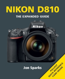 Nikon D810, Mixed media product Book