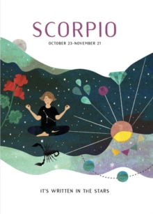 Astrology: Scorpio, Hardback Book