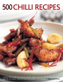 500 Chilli Recipes, Paperback / softback Book
