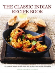 Classic Indian Recipe Book, Paperback Book