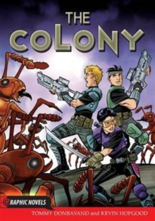 The Colony, Paperback Book