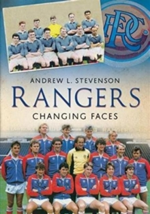 Rangers: Changing Faces, Paperback / softback Book