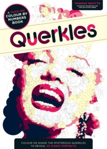 Querkles : A Puzzling Colour-by-Numbers Book, Paperback Book