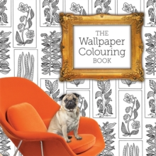 The Wallpaper Colouring Book, Paperback Book